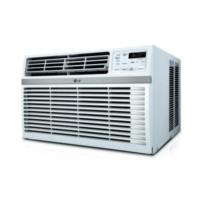 Lg Electronics 12 000 Btu Window Air Conditioner With Remote Lw1214er The Home Dep Best Window Air Conditioner Window Air Conditioner Window Air Conditioners
