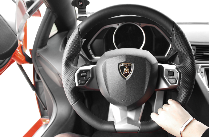 Lamborghini :: 아벤타도르 LP 700-4 - 하라는 공부는 안하고