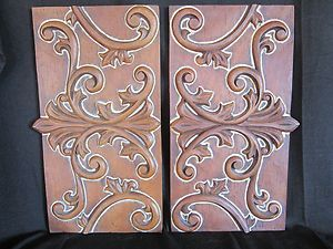 Best Southern Living At Home Aberdeen Wall Plaques Pair 2 400 x 300