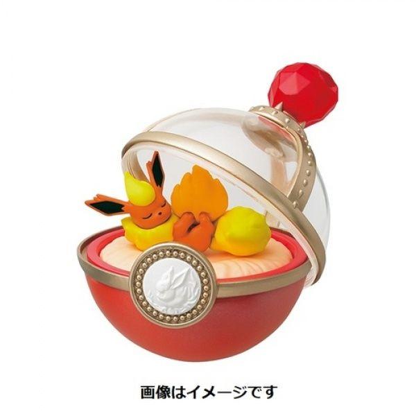 Photo of Pokemon 2018 Dreaming Case #3 Flareon Mini Jewelry case Figure