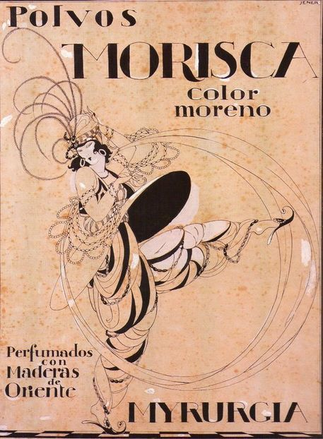 Maderas de Oriente by Myrurgia, 1920