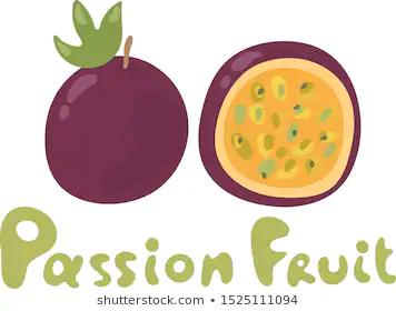 Passion Fruit Png Image Fruit Passion Fruit Food