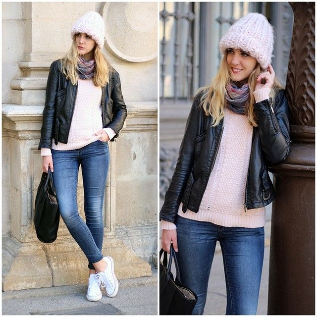 Looks con zapatillas Converse Trendtation | moda casual