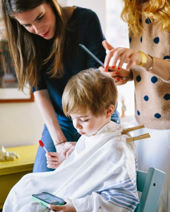 How To Cut A Child S Hair Tips And Ideas For Adults With