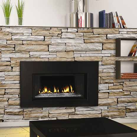 Gas Fireplace Insert By Napoleon Find More Great Fireplace