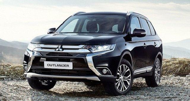 New Mitsubishi Outlander 2017 2018 Cars Review And Rumors Mitsubishi Outlander Honda Civic 2017 Mitsubishi Outlander