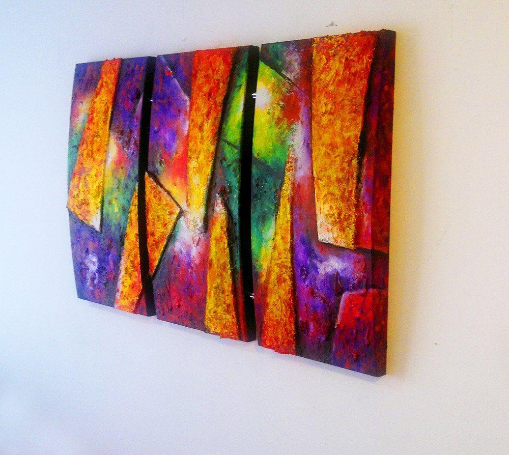 pinturas abstractas modernas buscar con google