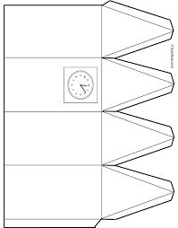 maquette de maison en papier a imprimer ventana blog. Black Bedroom Furniture Sets. Home Design Ideas
