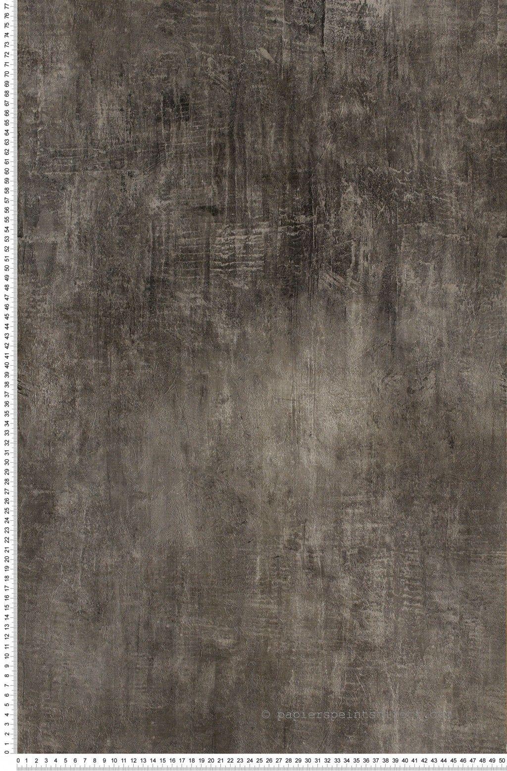 Mur industriel noir - Papier peint Milanocity de Montecolino ...