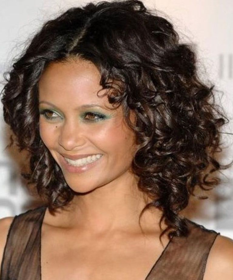 Wondrous Shoulder Length Curly Hairstyles Hairstyles For Oval Faces And Hairstyle Inspiration Daily Dogsangcom