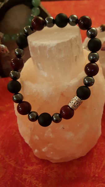 Focus, Energy, Passion And Vitality Bracelet