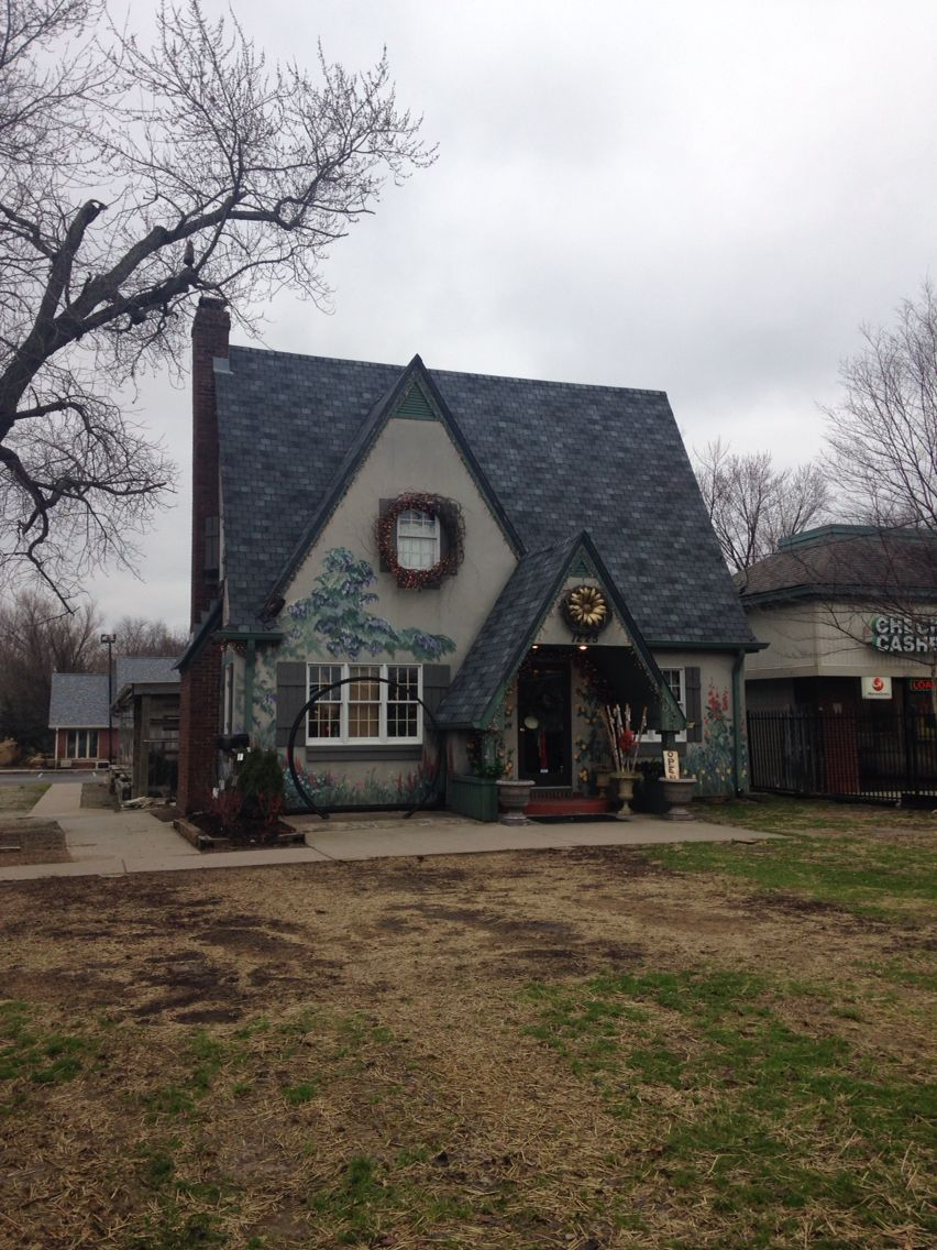 Charmant Habig Garden Centers, Indianapolis, Indiana. December 30, 2015.