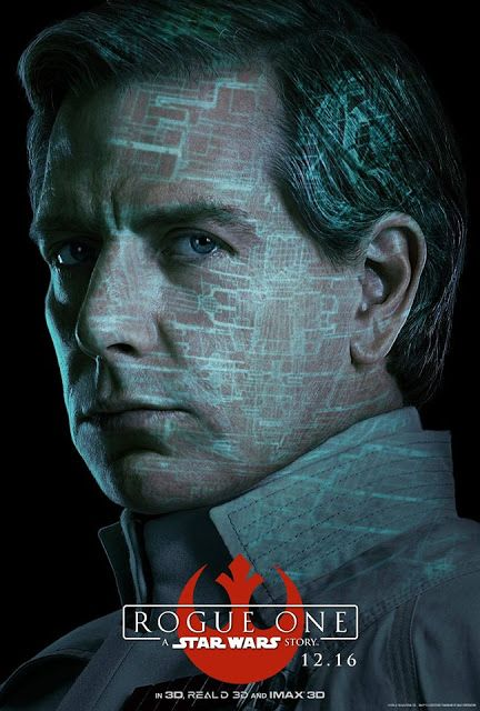 'Rogue One' Character Posters Revealed