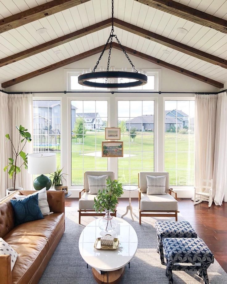 Sunroom Addition Ideas: 39+ Sunroom Ideas That Are Perfect For Lazy Sundays In