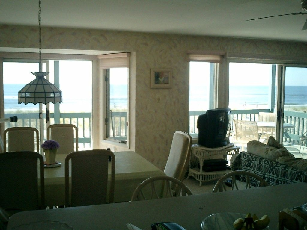 Ocean City South End house rental Ocean View from