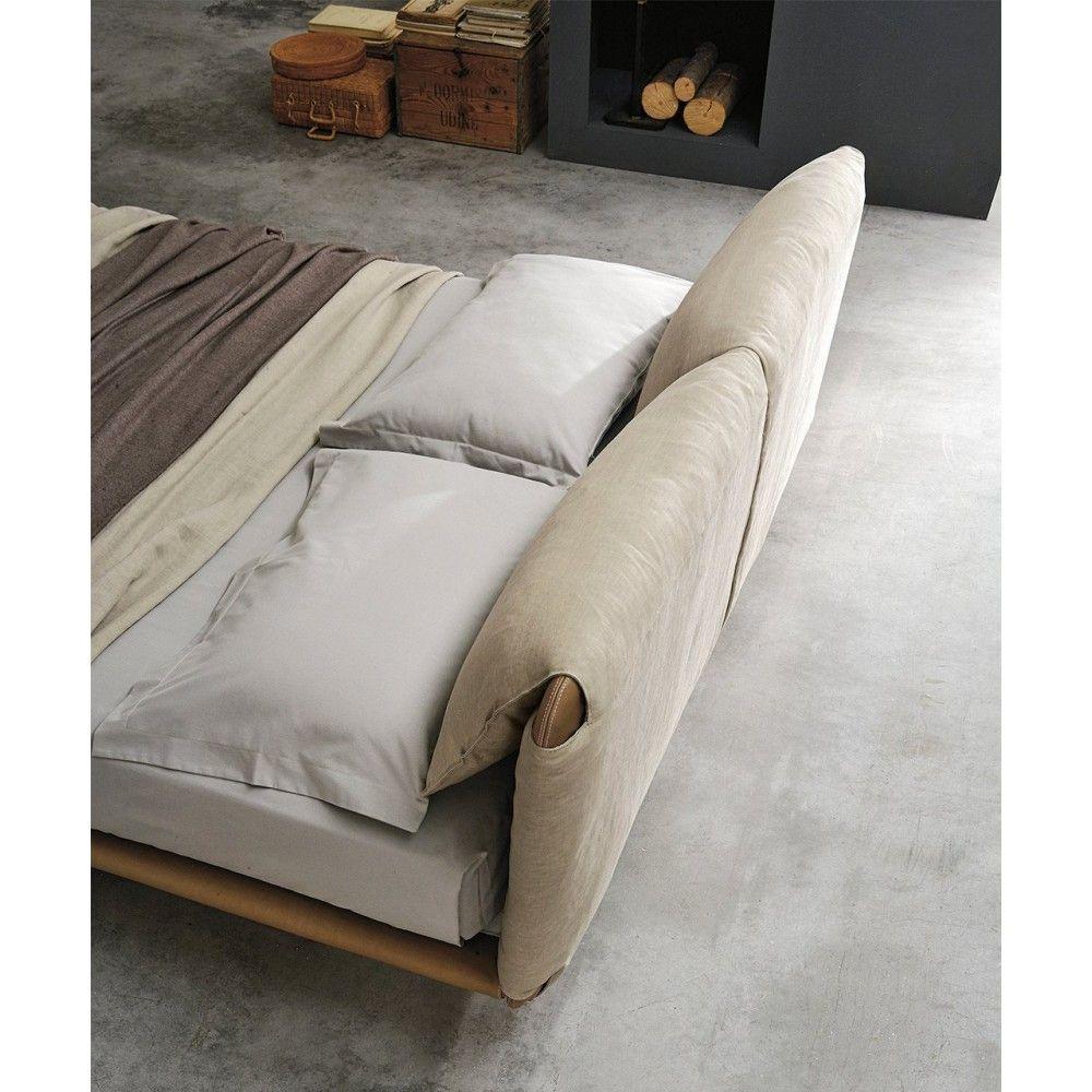 Cama Cuddle de Alivar. Muebles modernos italianos. Dormitorios ...