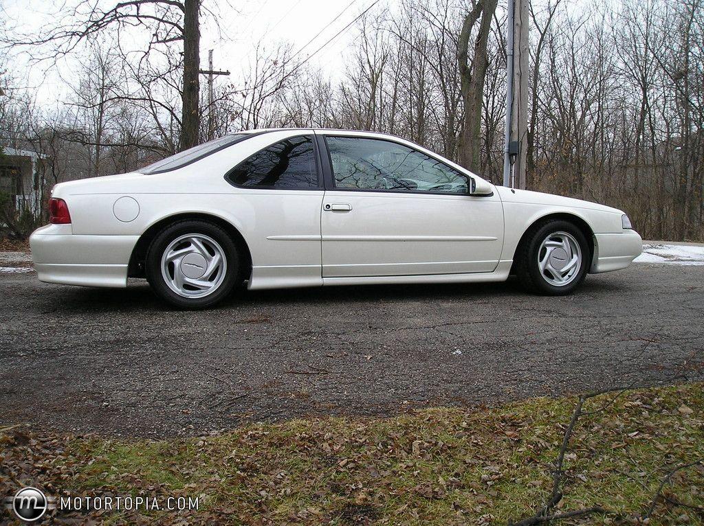 1995 Ford Thunderbird Sc Coches De Lujo Autos Coches