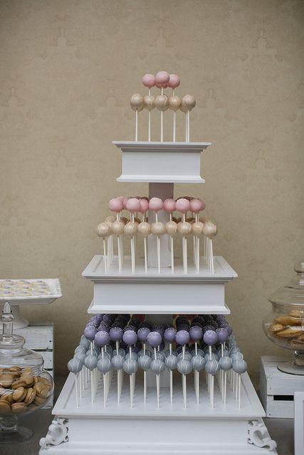 Cake Pop Stand Display By San Francisco Bakery Sweet Lauren Cakes Www Sweetlaurencakes