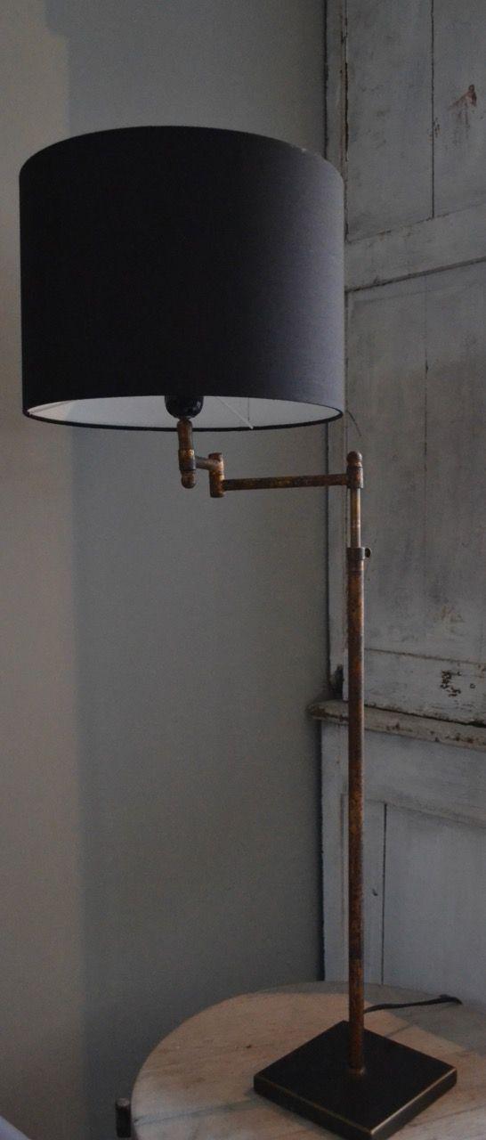 lamp cedante antiek brocante brocante oude kasten modes