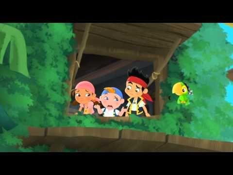 Ο Τζέικ και οι πειρατές της χώρας του ποτέ - Σ01Ε01Μ01 - Κρύψτε τη κρυψώνα