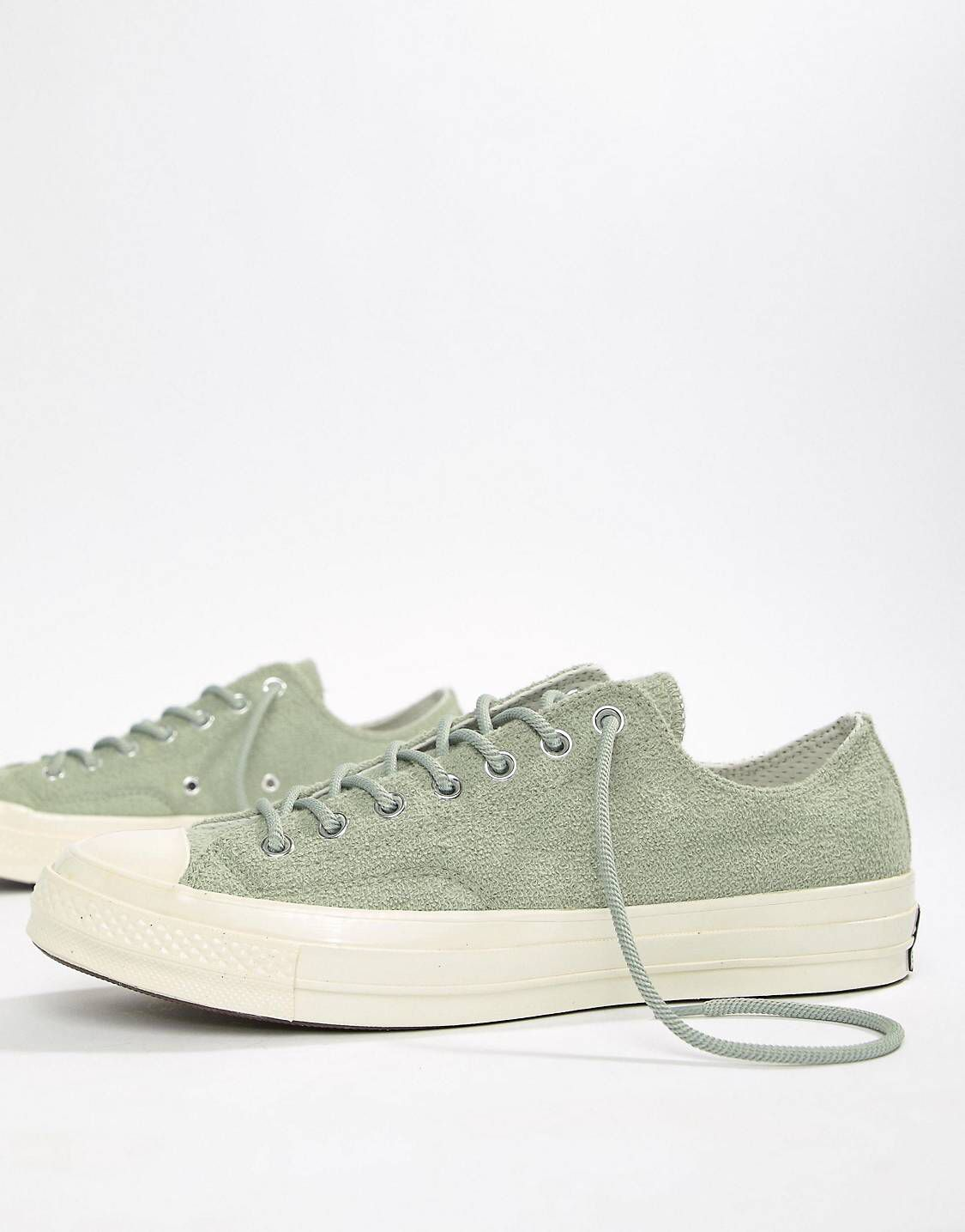 Converse Chuck Taylor All Star '70 Ox Plimsolls In Green
