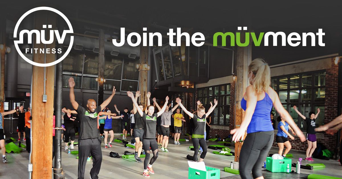 MUV Fitness is a gym and personal training center that