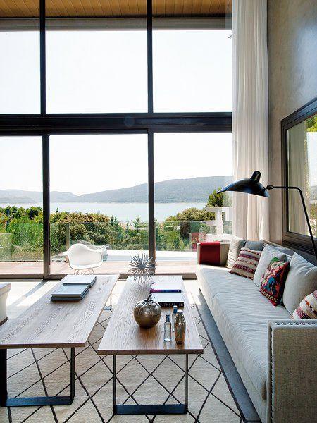 sillas tulip de knoll sillas panton vitra muebles de diseño mecedora
