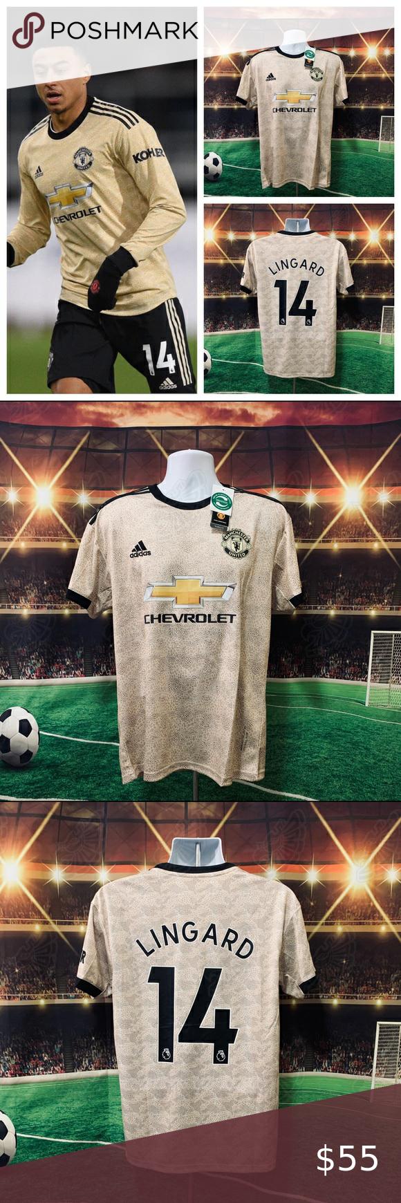 Man Utd Jesse Lingard #14 T-Shirt MUFC T-Shirt Fan Lingard Dab