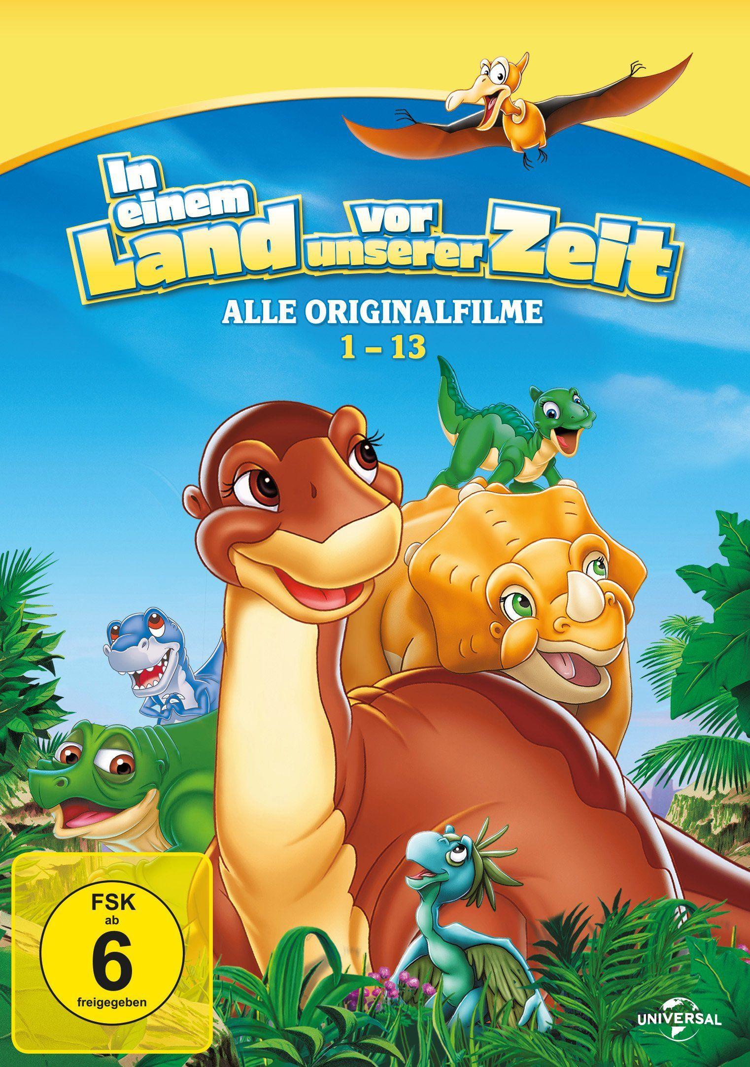 In Einem Land Vor Unserer Zeit Alle Originalfilme 1 13 Alemania Dvd Unserer Zeit Vor Einem Alemania Dvd