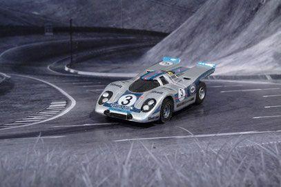 Faller AMS AURORA AFX Porsche 917k Porsche, Faller ams