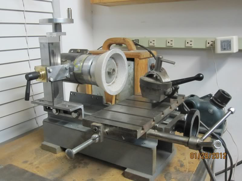 Home Made Tool Amp Cutter Grinder Modifications Tools