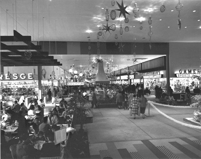 Baltimore Maryland 1958 Harundale Mall Wikipedia The