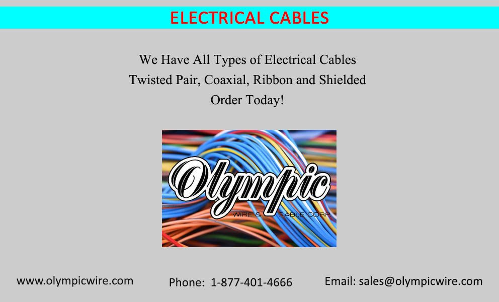Electrical Cables We Have All Types of Electrical Cables Twisted ...