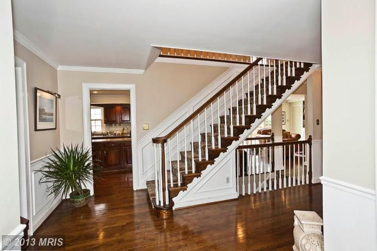 open stairway to basement stairs in 2019 pinterest basement basement stairs and stairs. Black Bedroom Furniture Sets. Home Design Ideas