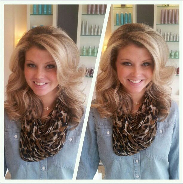 big southern hair love
