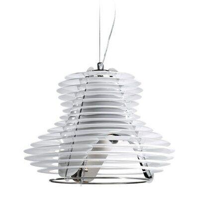 Photo of ZANEEN design Faretto 1 – Light Single Geometric Pendant   Perigold