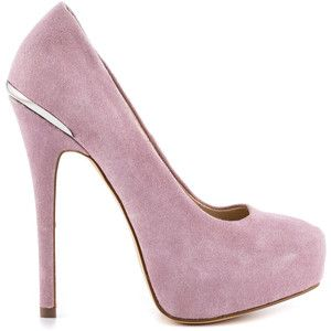 Shoemint Women's Carrie - Lavender Suede
