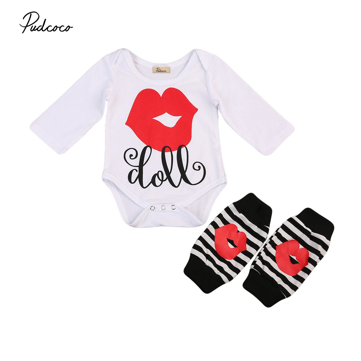 99e885f2ccd3a pudcoco Newest Arrivals Hot Infant Newborn Toddler Christmas ...