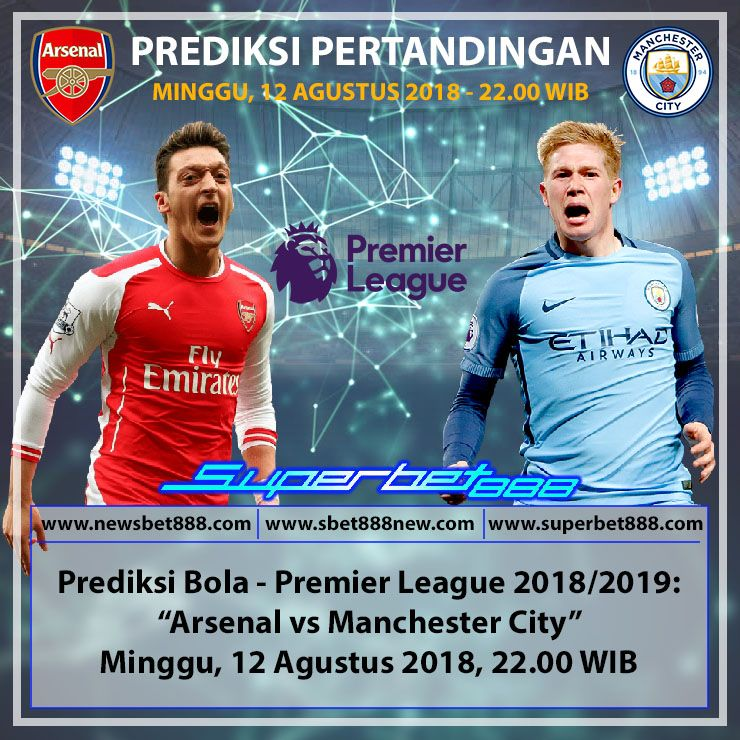 Berita Bola Prediksi Bola Premier League   Arsenal Vs