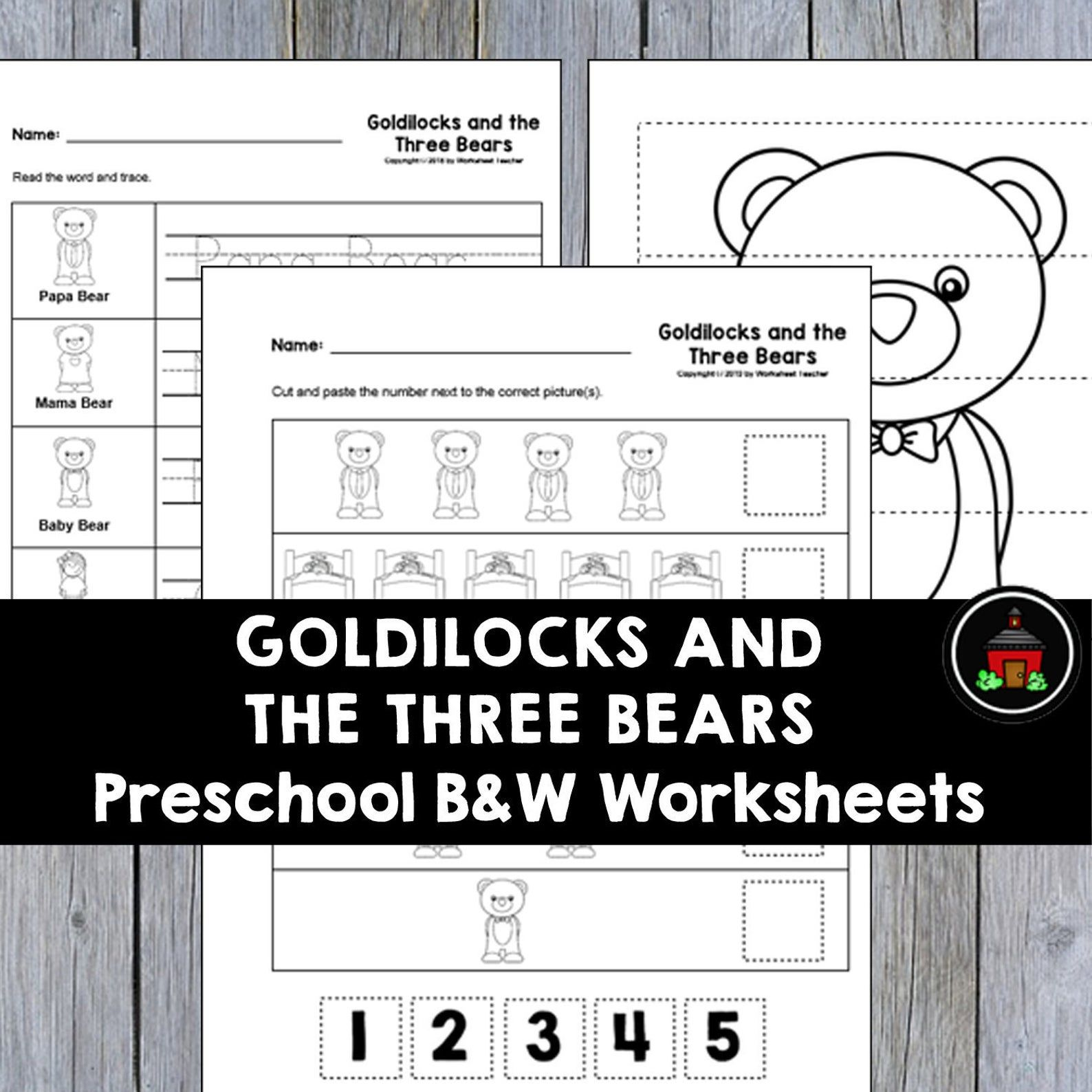 10 Goldilocks And The Three Bears Preschool Curriculum