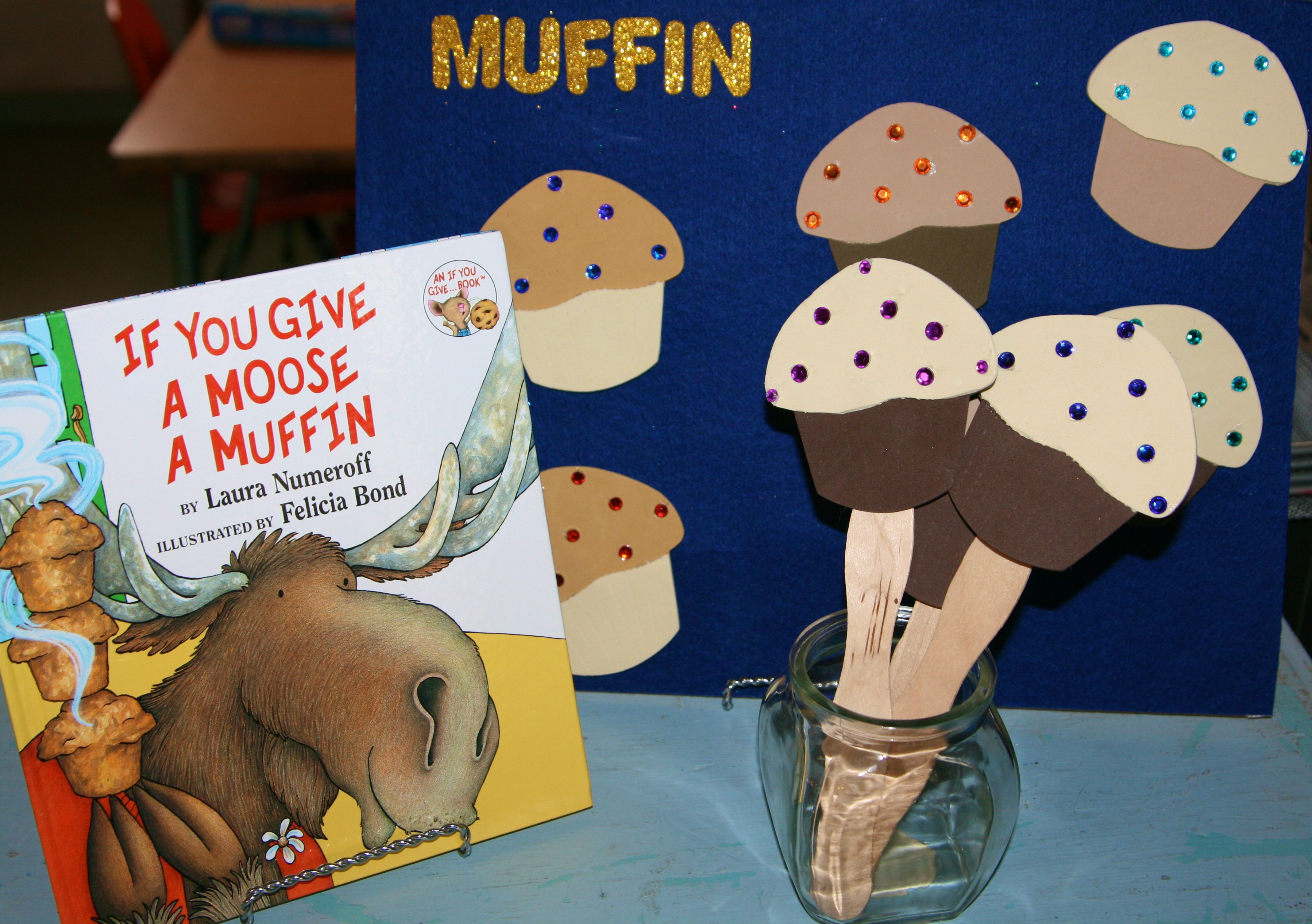 Moose And Muffin Literacy Center