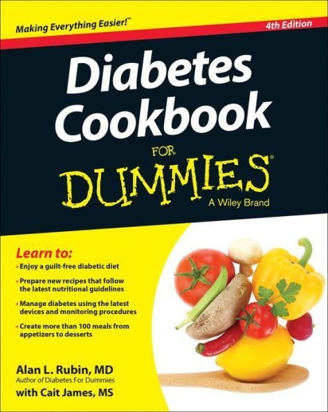 Diabetes cookbook for dummies products diabetes cookbook for dummies forumfinder Images
