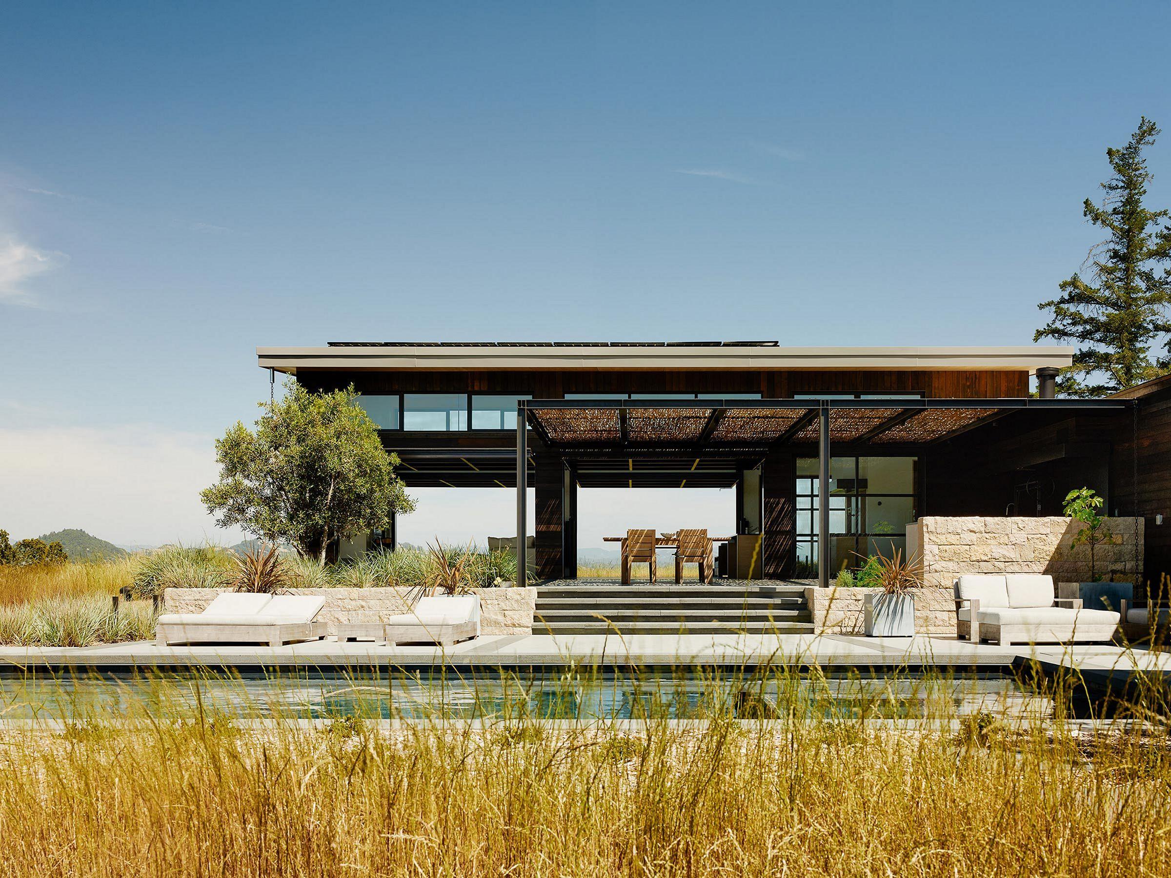 Nice 44 Best Rustic Home Exterior Designs