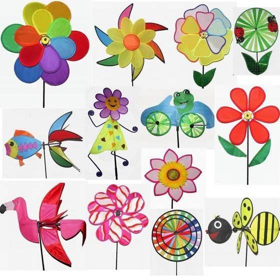 Toy Windmill Garden Pinwheel Kids Bikes Pinterest Gardens