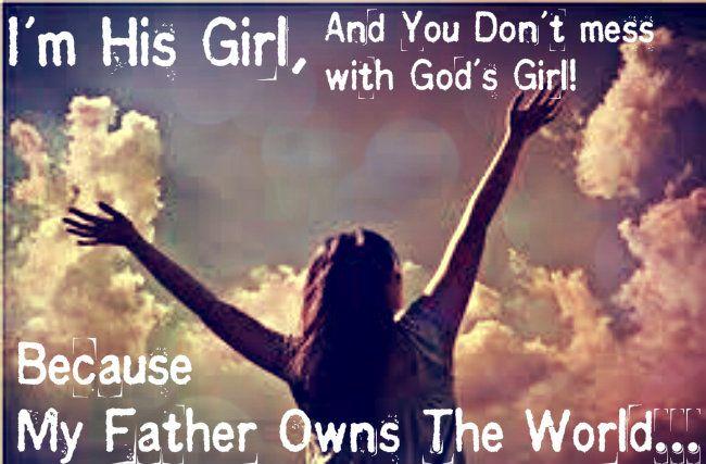 I'm God's Girl