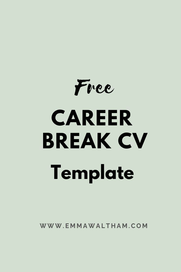 A free template which shows you stepbystep how to write