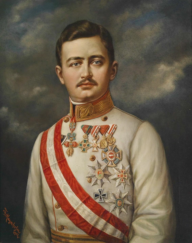 Kaiser Karl Austrian Empire Habsburg Austria History People
