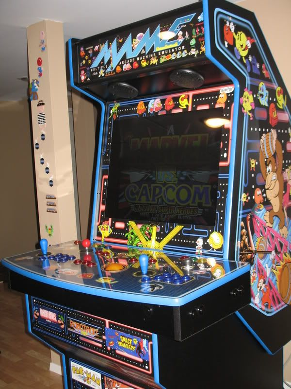 Control panel database post a picture of your control panel mame multi arcade systems - Internet multi server control panel ...