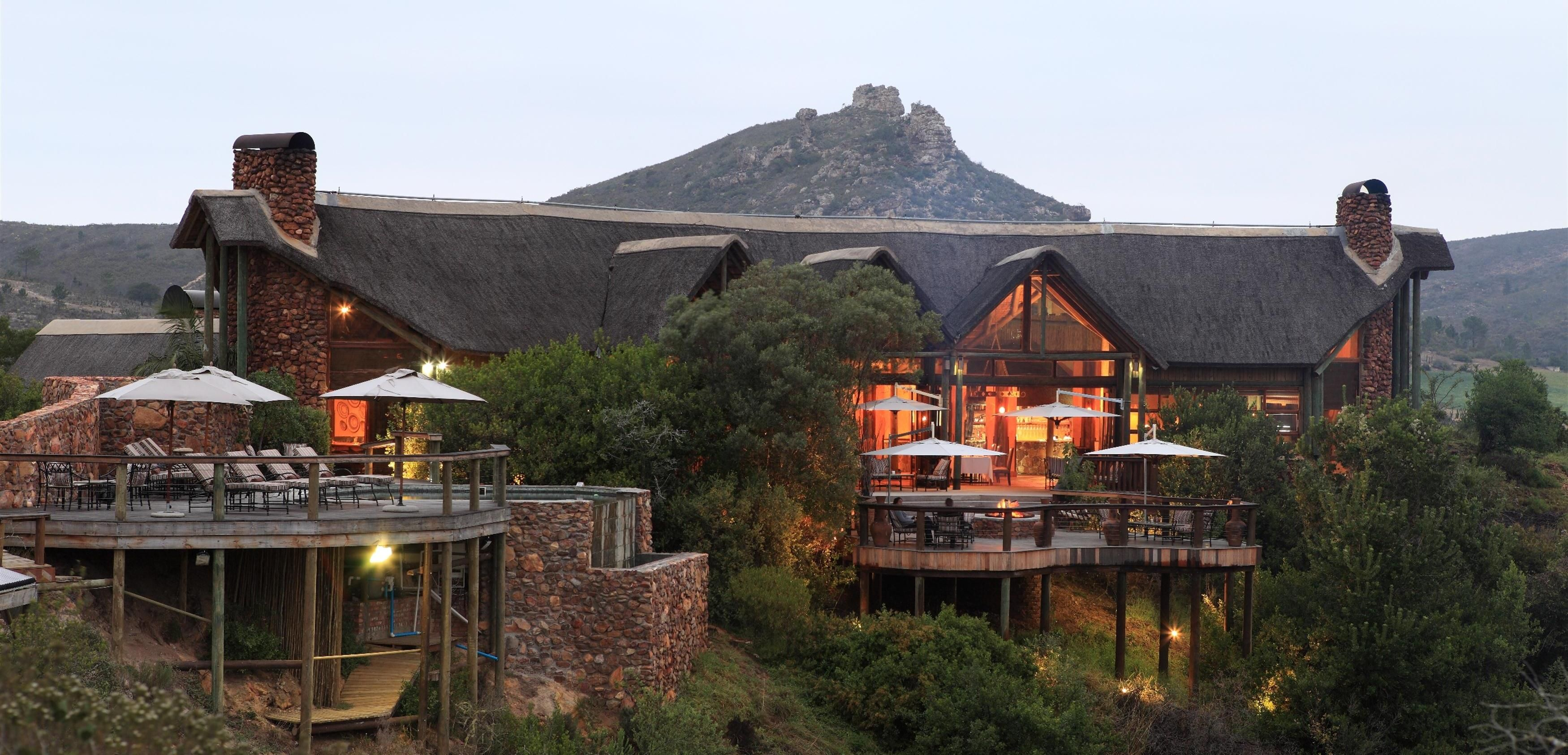 Botlierskop Private Game Reserve near Mossel Bay, South