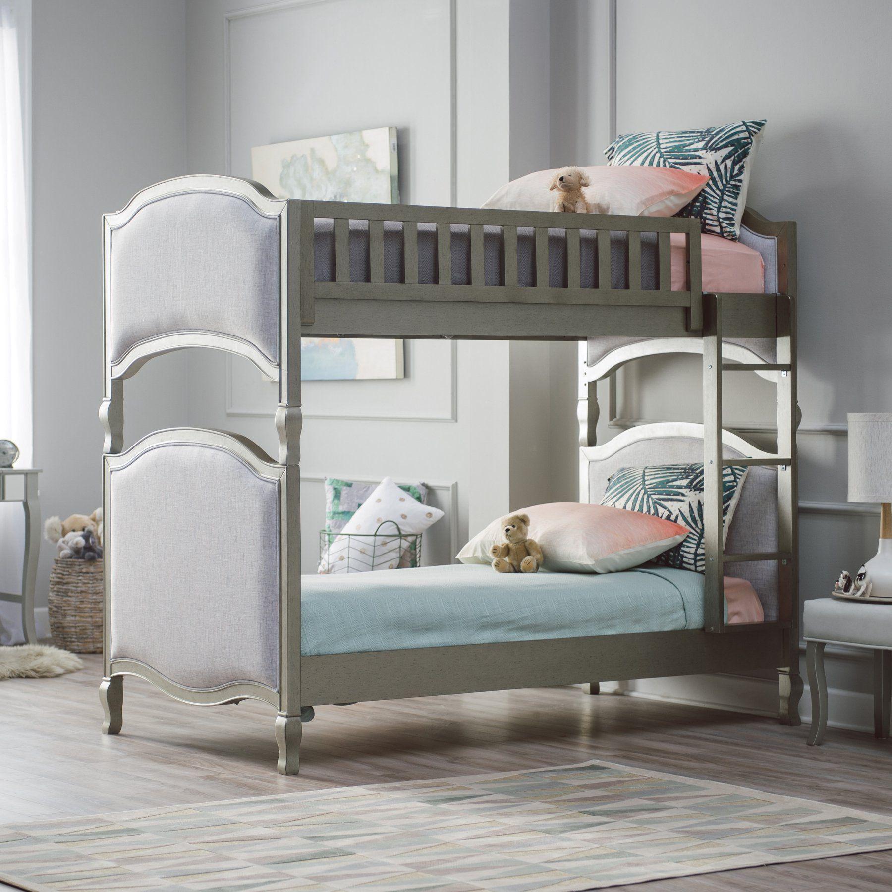Ne Kids Kensington Victoria Twin Over Twin Bunk Bunk Beds Kids